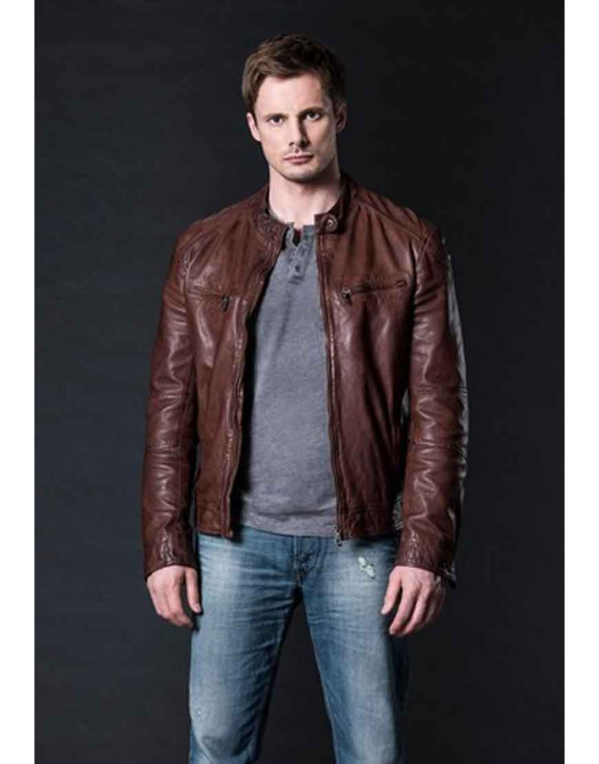 Bradley James Jacket