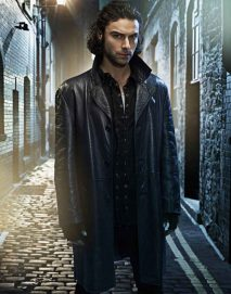 being human mitchell coat