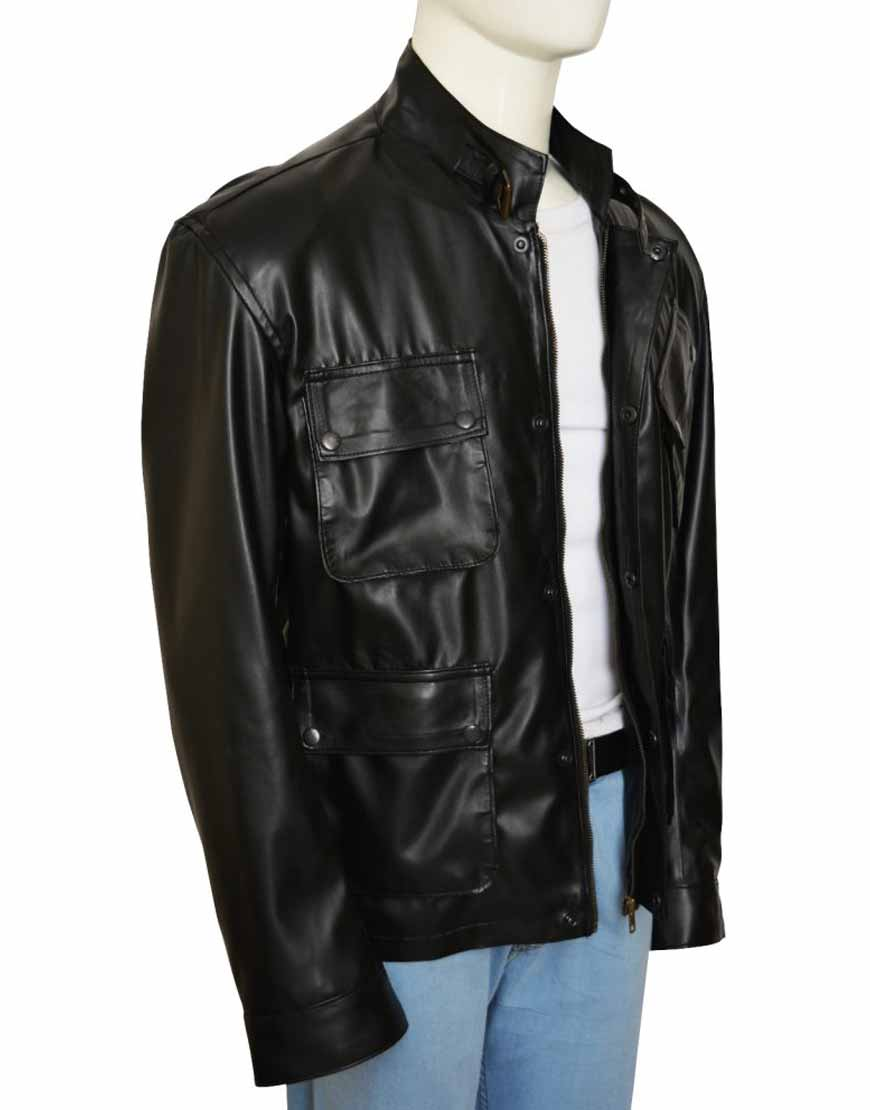 blitz leather jacket