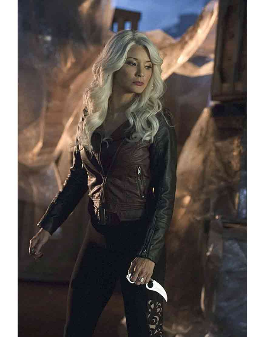 arrow kelly hu jacket