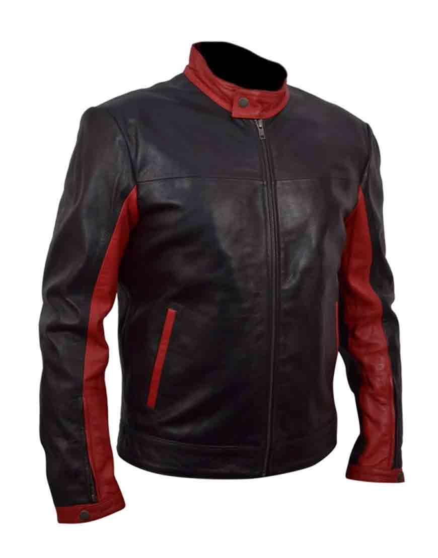 the dark knight christian bale jacket