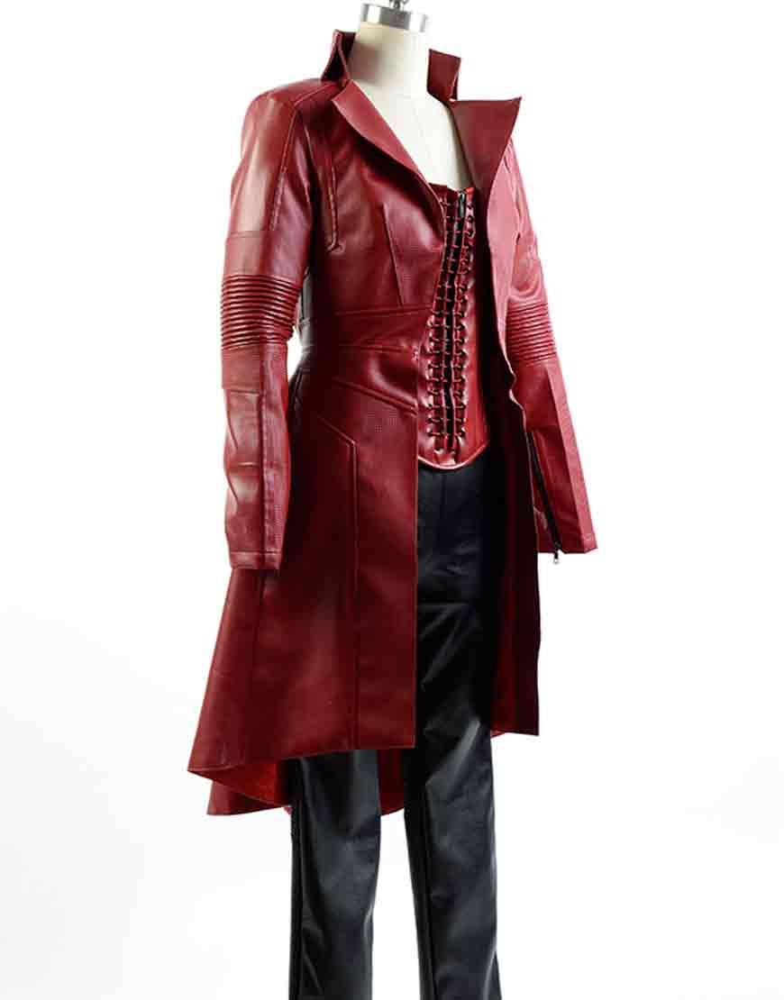 captain america civil war elizabeth olsen coat