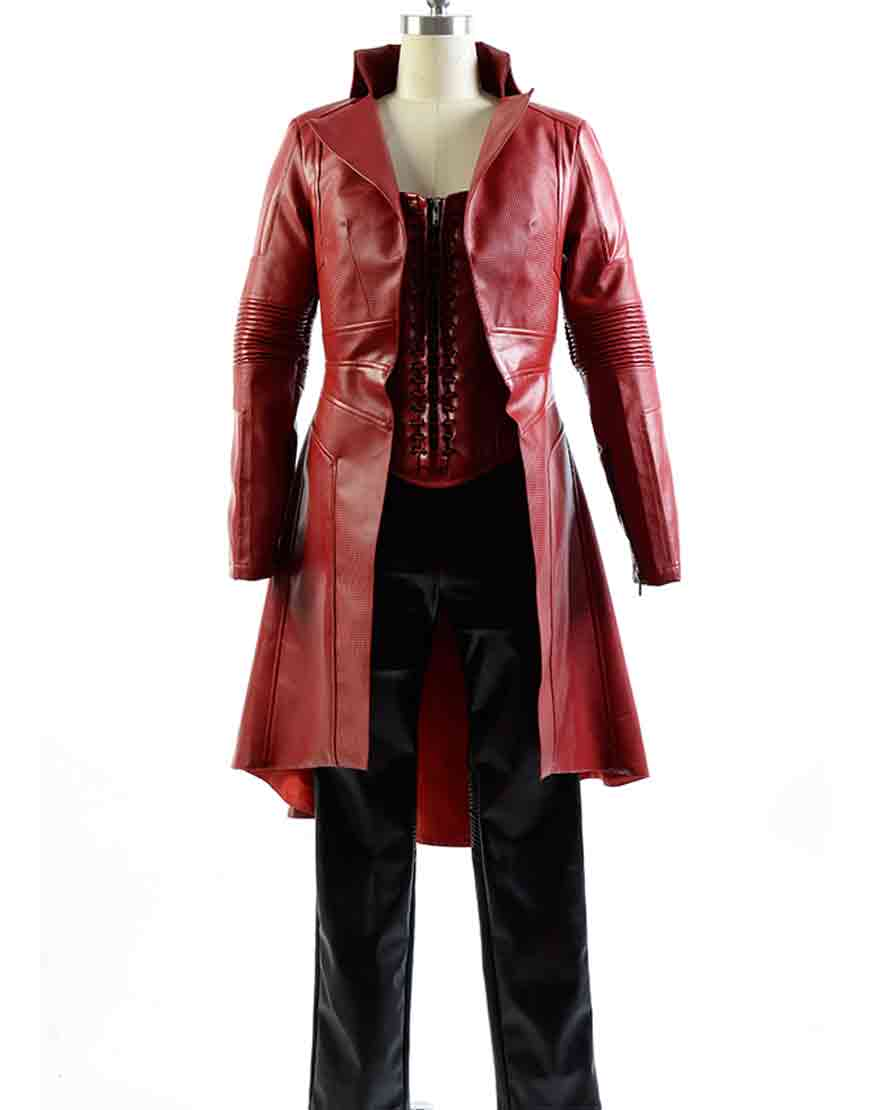 scarlet witch coat