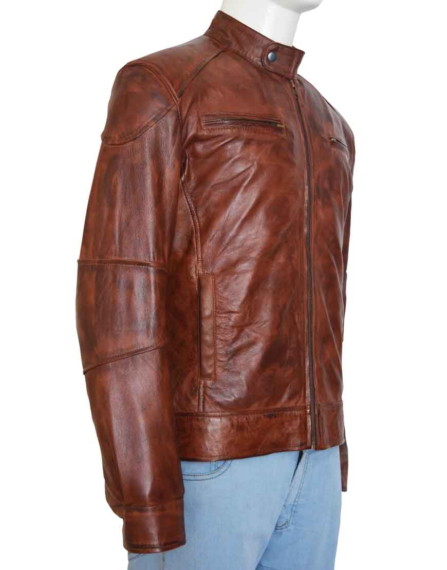 damien bradley james jacket