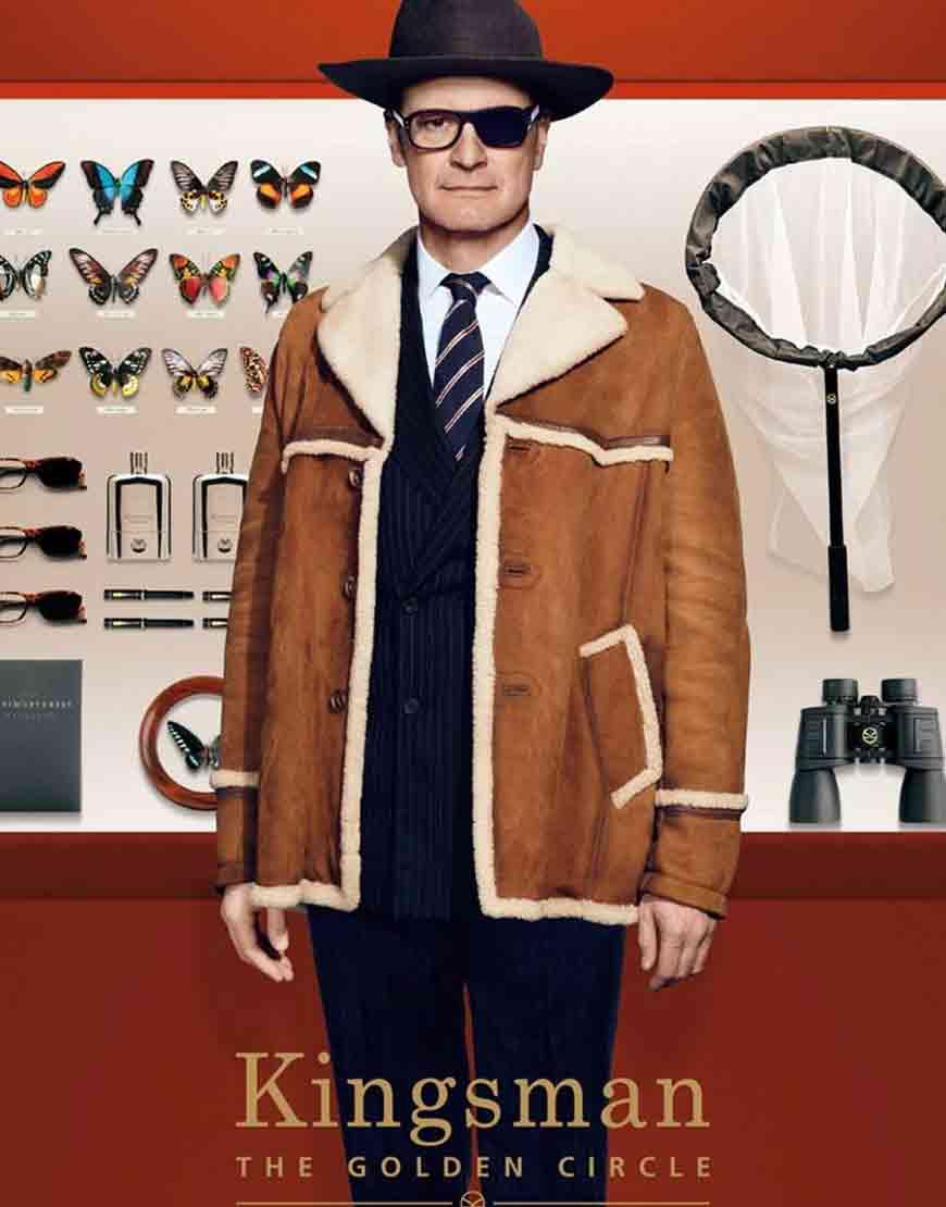 harry hart leather jacket