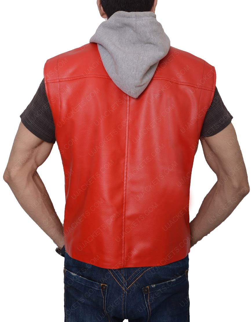 the king of fighters destiny vest