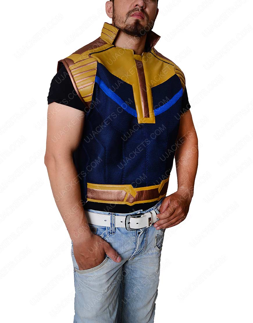 infinity war thanos jacket
