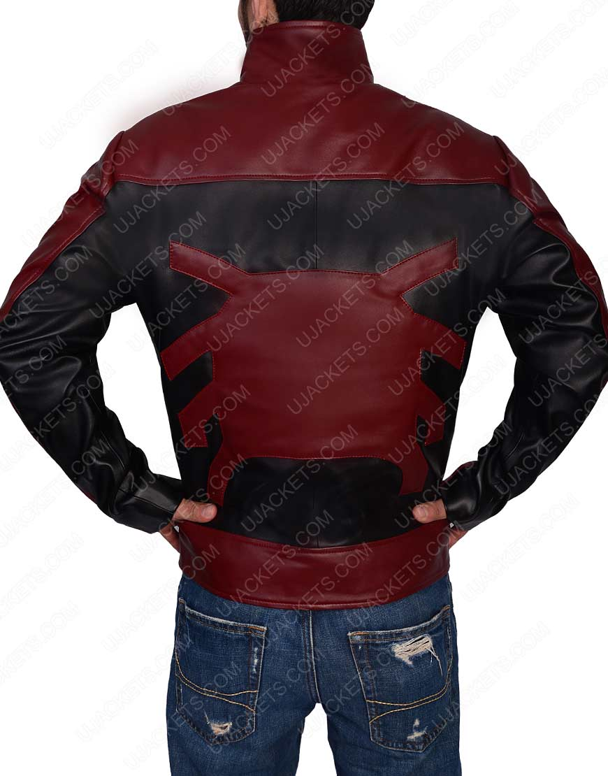 Spiderman Last Stand Jacket