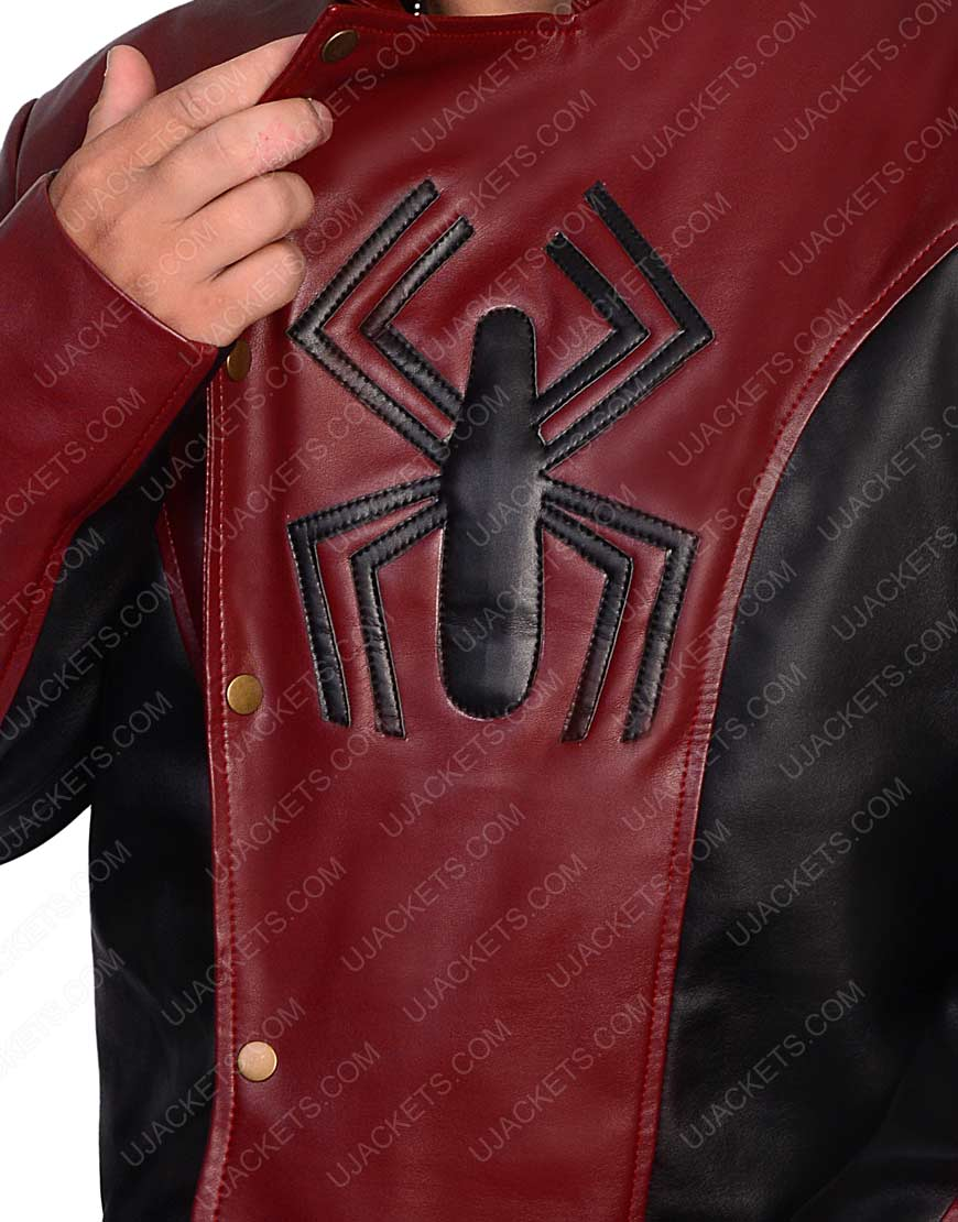 spider man last stand jacket
