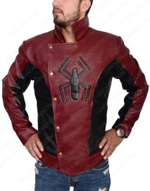 last stand spider man jacket