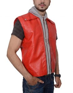the king of fighters destiny leather vest