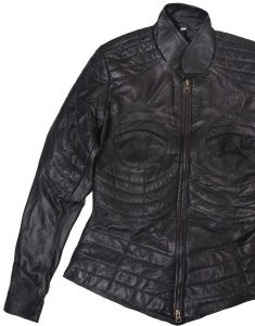 jessica camacho leather jacket