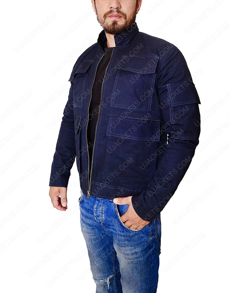 han solo the empire strike back jacket