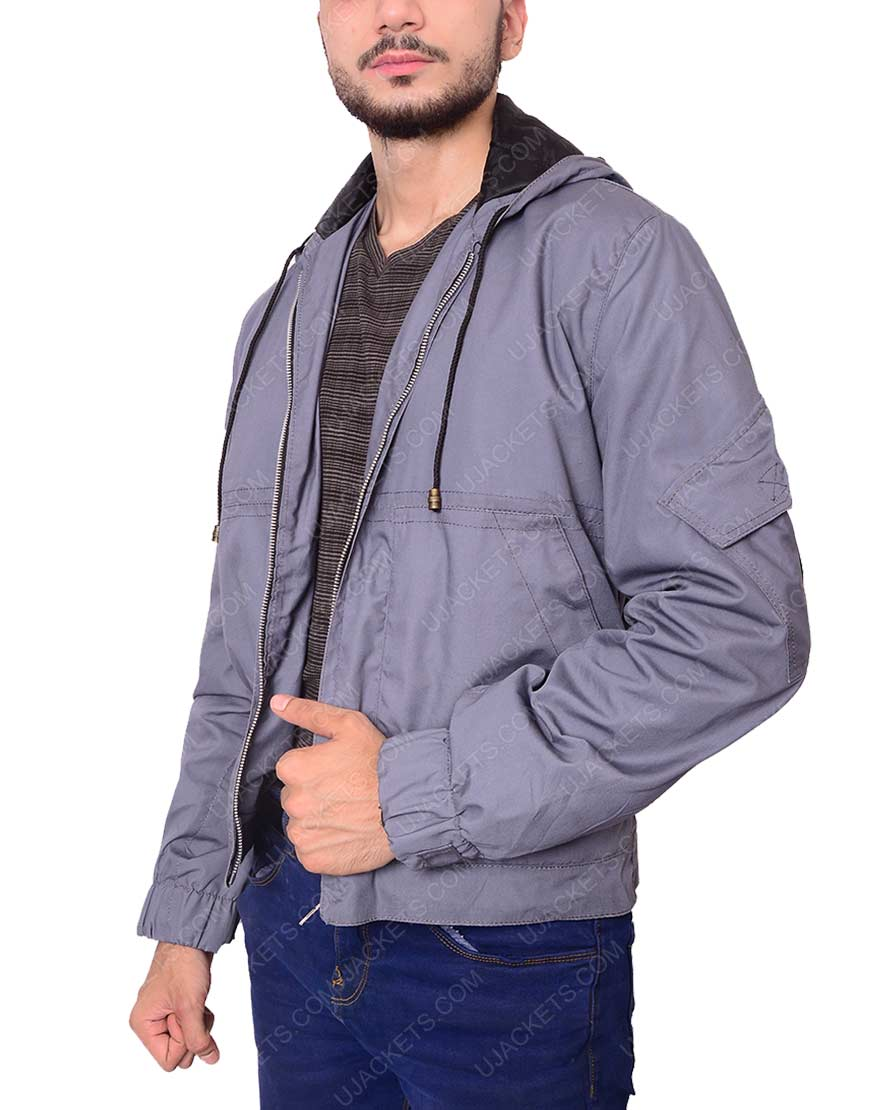 tom holland cotton jacket