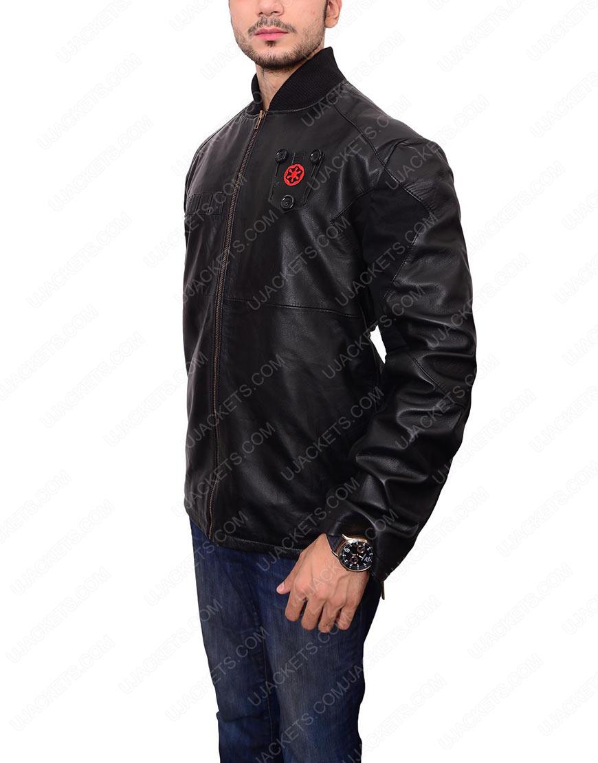 fighter pilot leather jacket