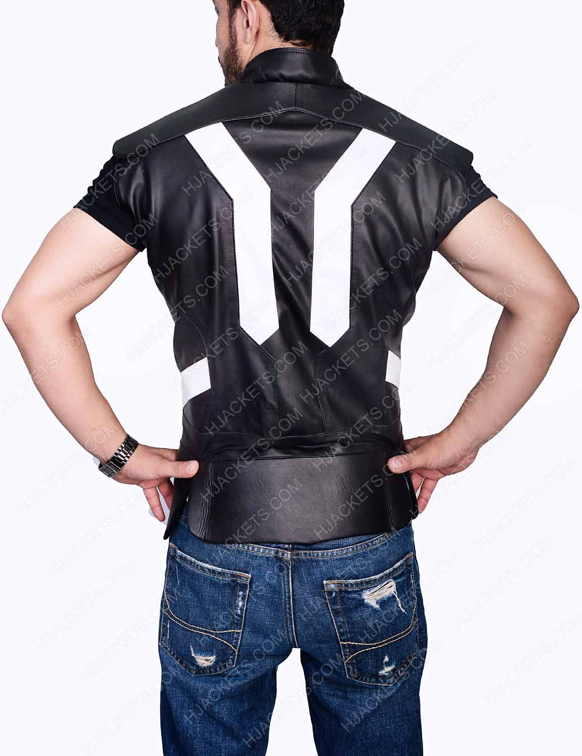 age of ultron thor vest