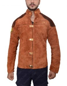 colonial warrior Jacket