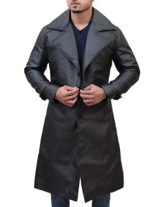 Albert Wesker Resident Evil 5 Trench Leather Coat