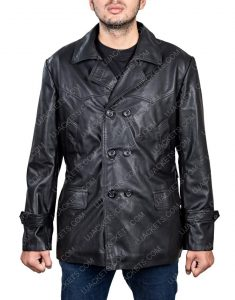 Christopher Eccleston Doctor Who Leather Jacket