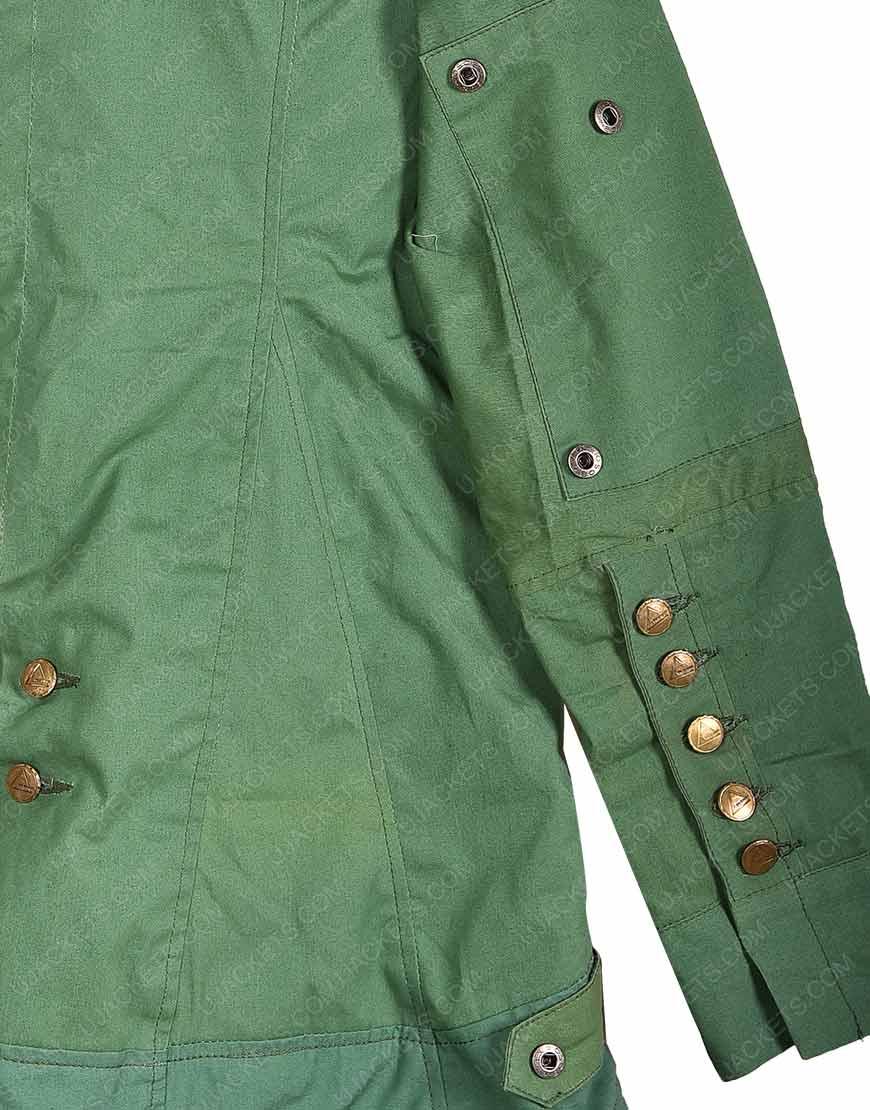 Civil War Leather Jacket