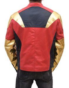 Iron Man Avengers Age of Ultron Robert Downey Jr. Multi Color Jacket