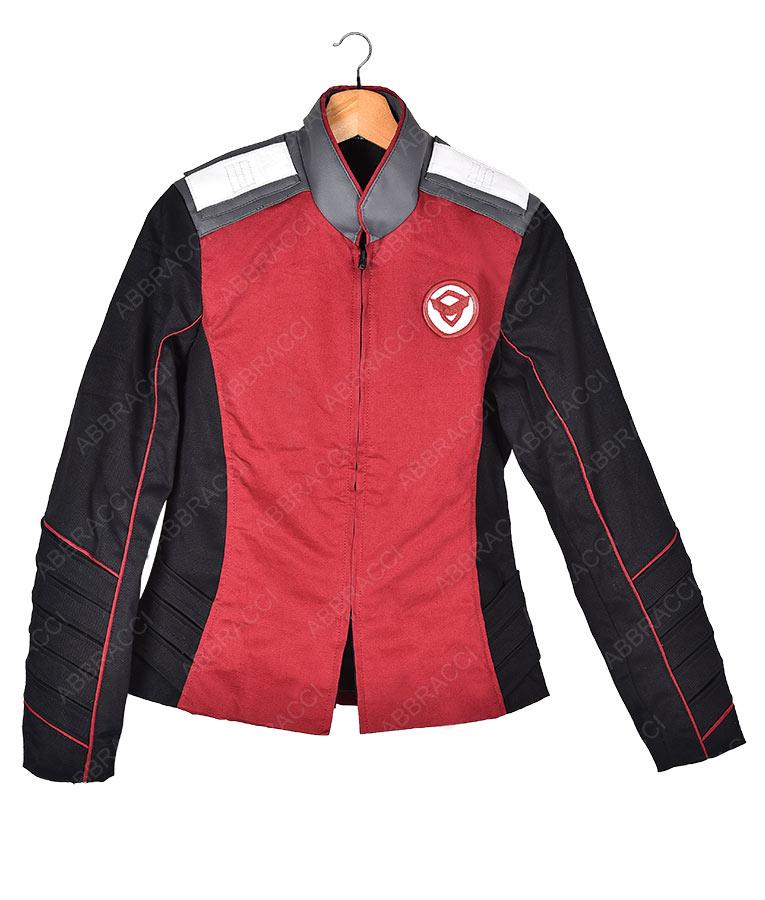 Kitan Halston Sage Jacket