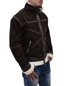 Power 50 Kanan Leather Jacket