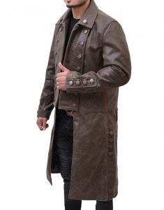 Sam Heughan Coat Grey coat