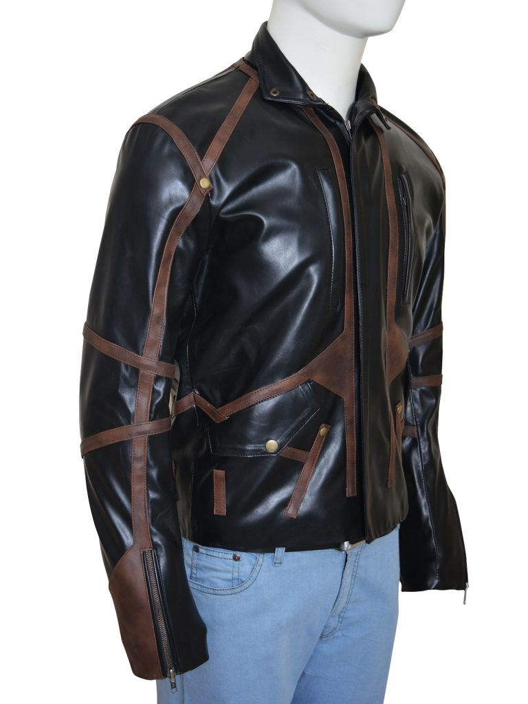 The Winter Soldier Bucky Barnes Leather Jacket