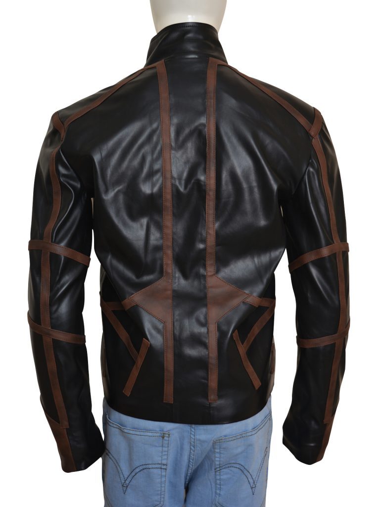 C.A. The Winter Soldier Bucky Barnes Jacket