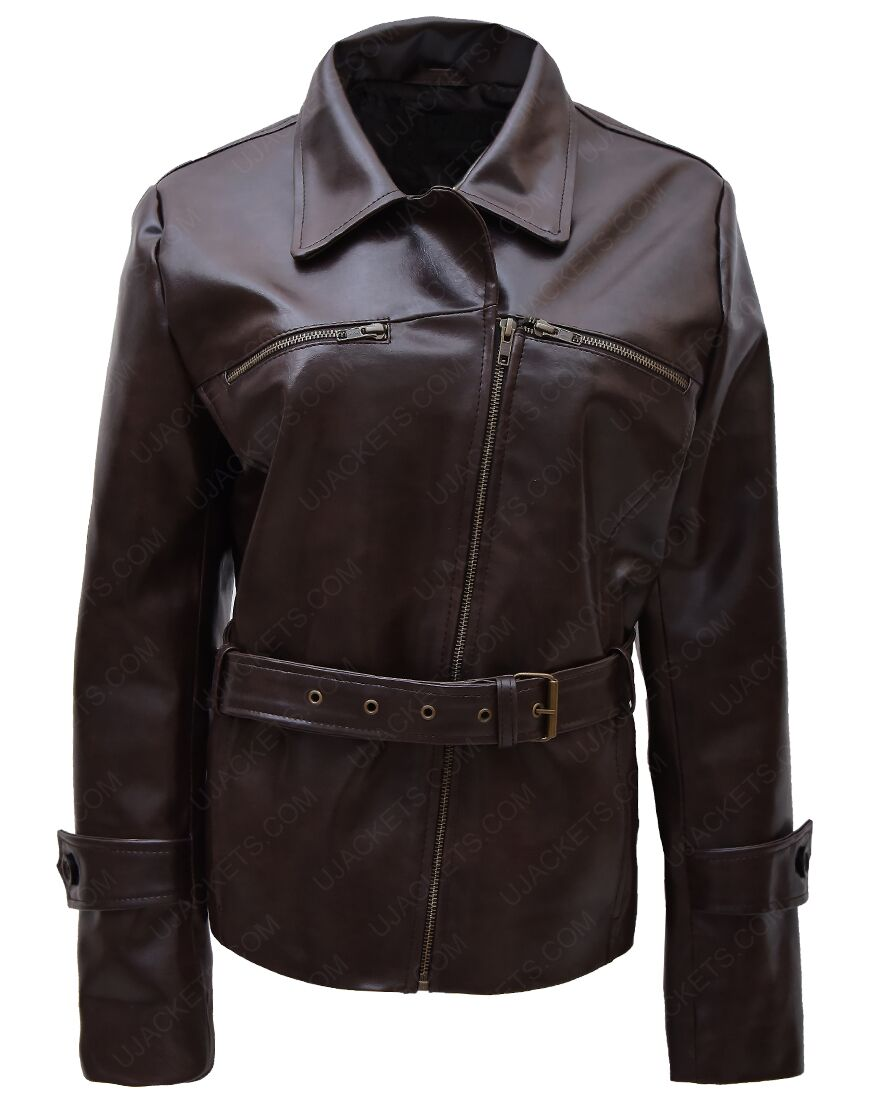 The First Avenger Hayley Atwell Jacket