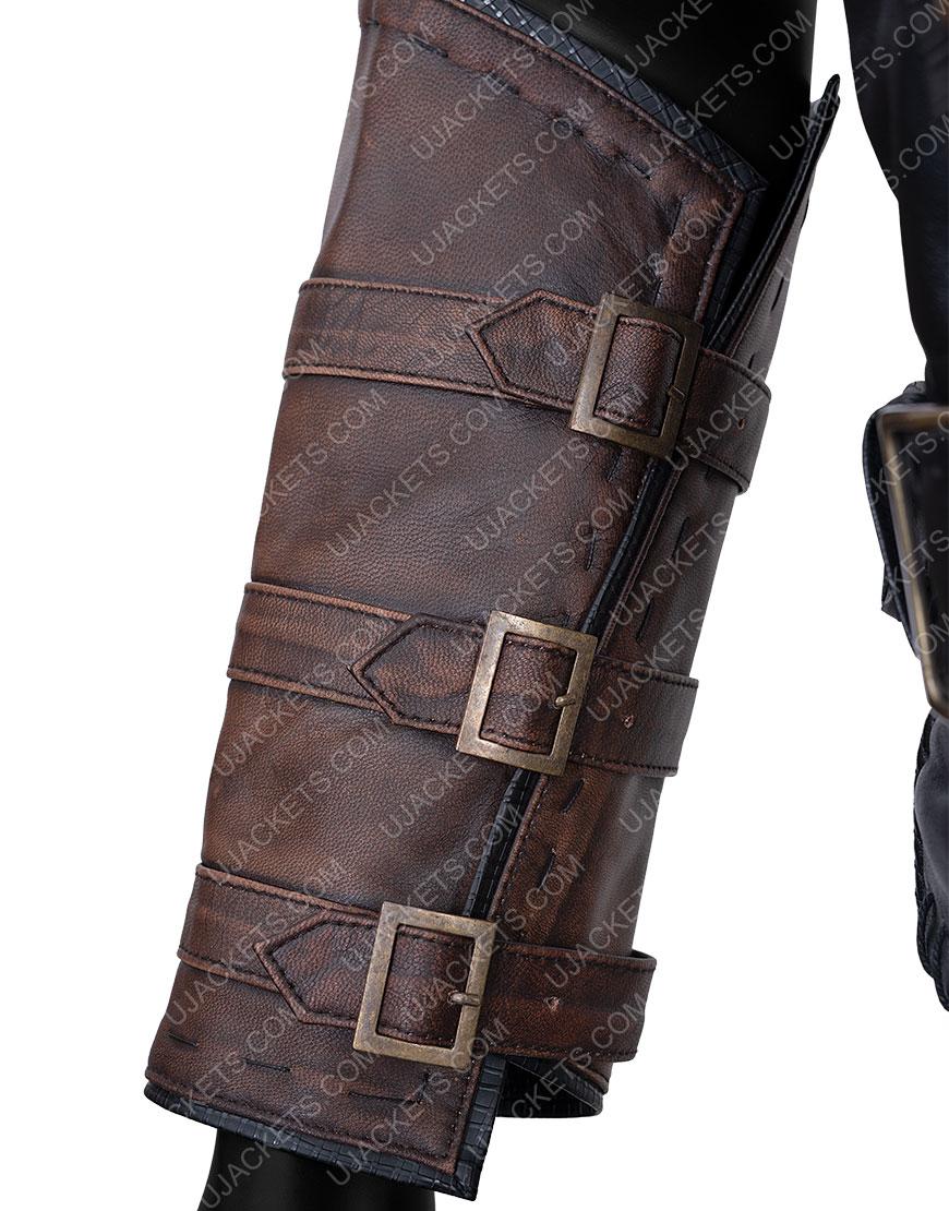 The Huntsman Winter's War Black Vest