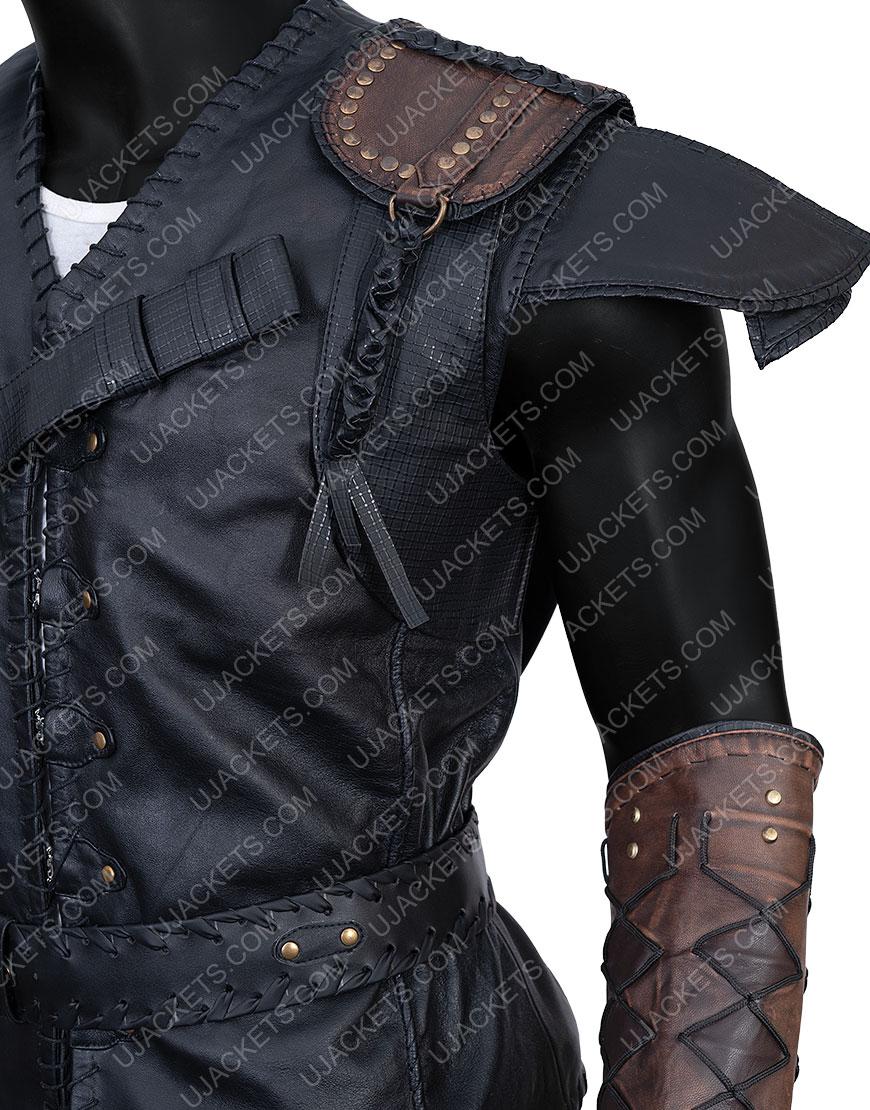 The Huntsman Winter's WarEric Leather Vest