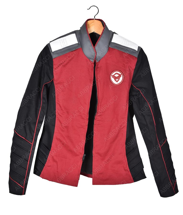 The Orville Chief Security Officer Alara Kitan Jacket
