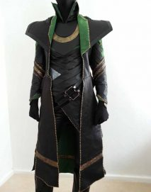 loki long costume