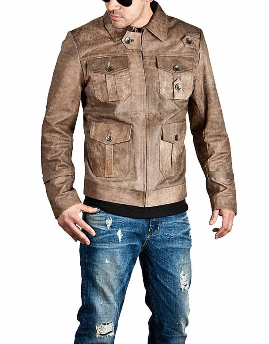 lee christmas jacket