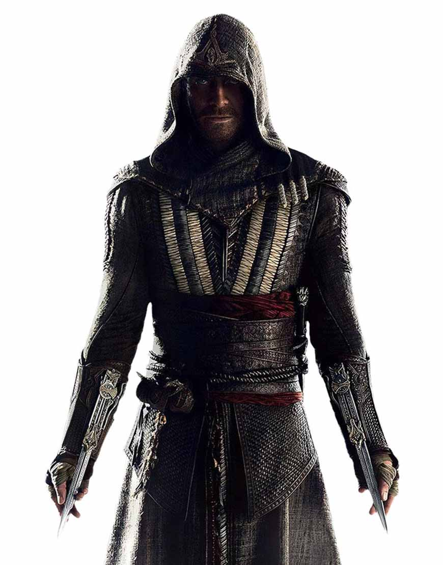 aguilar assassin's creed coat