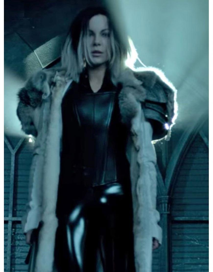 Underworld Blood Wars Coat By Kate Beckinsale Ujackets