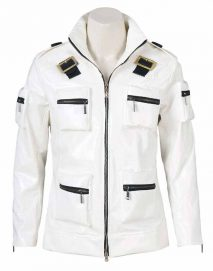 kyo kusanagi white jacket