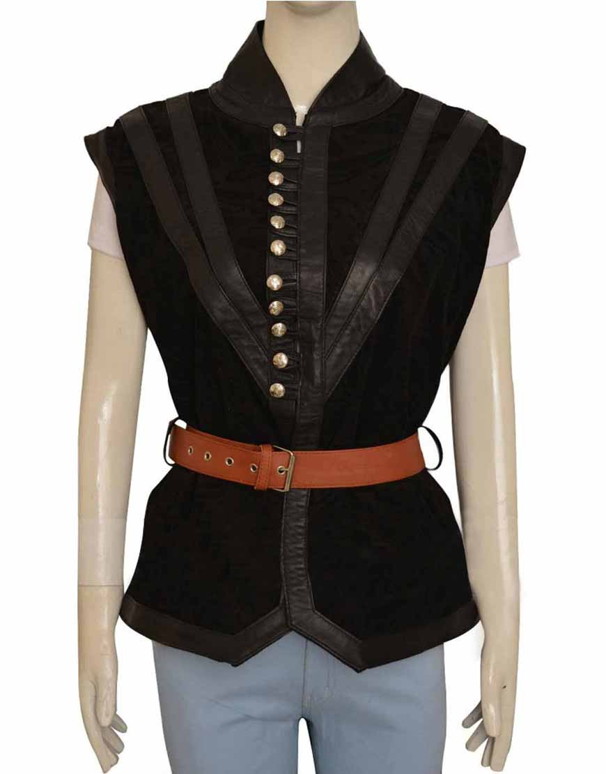 the witcher 3 vest