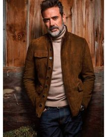 jeffrey dean morgan twd jacket