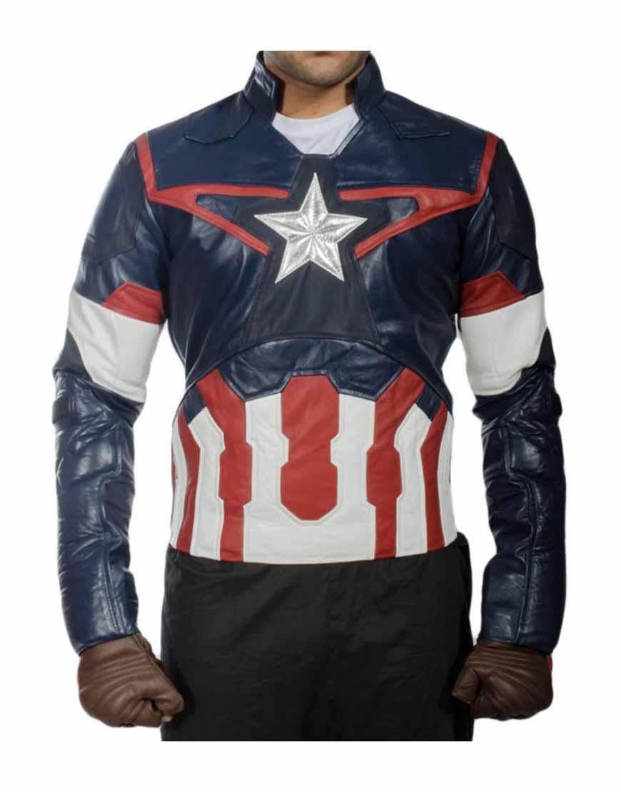 captain america age of ultron jacket