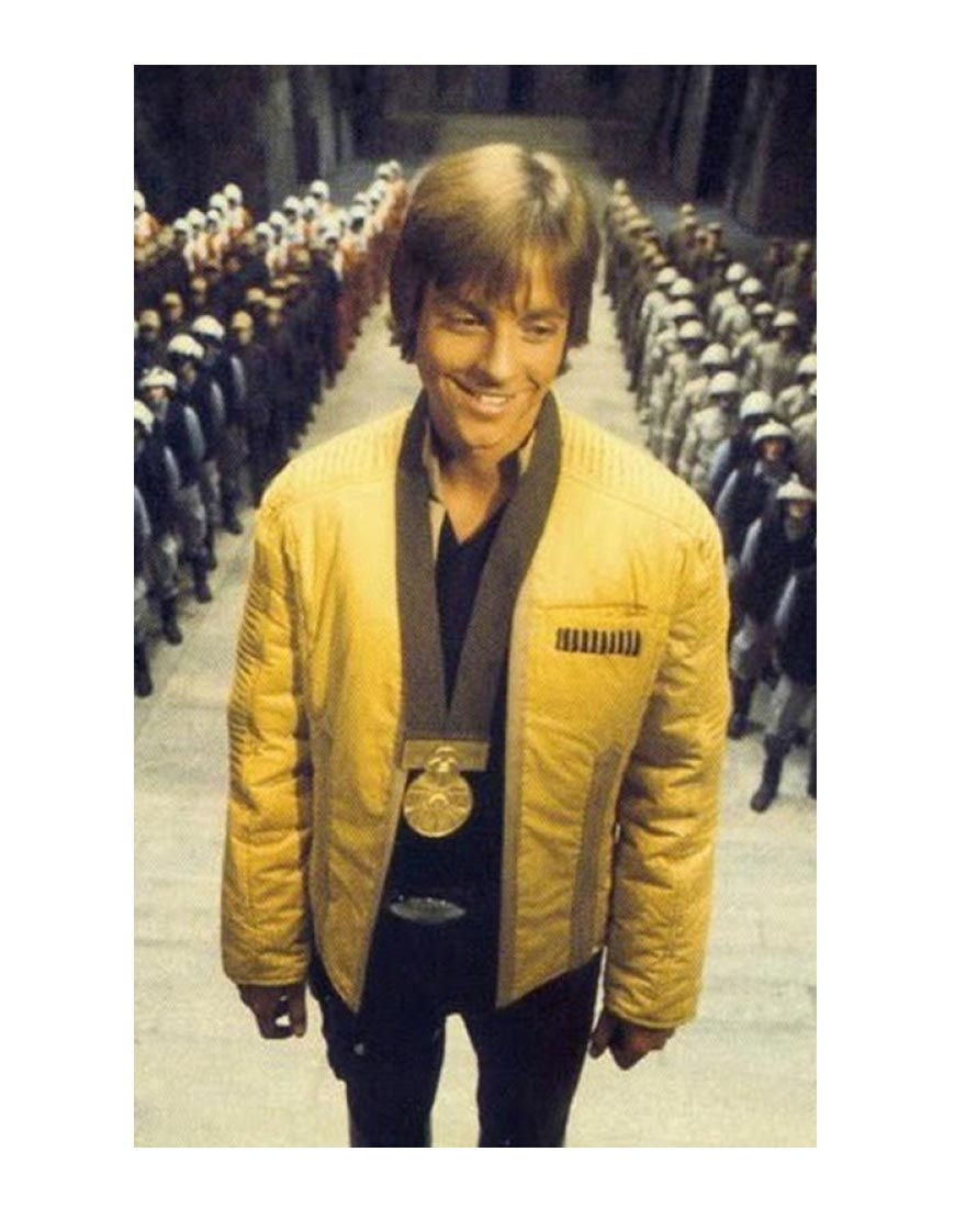 luke skywalker ceremonial jacket