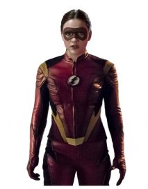 the flash womens jacket