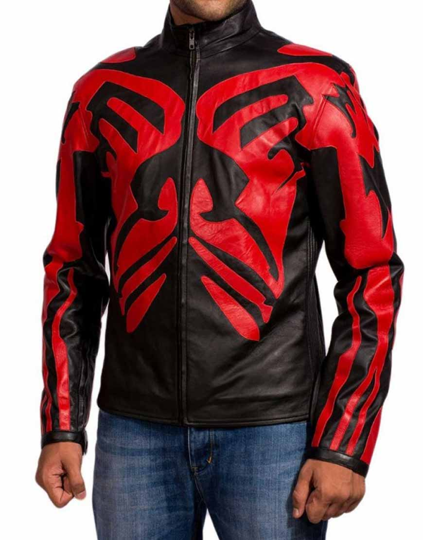 darth maul leather jacket