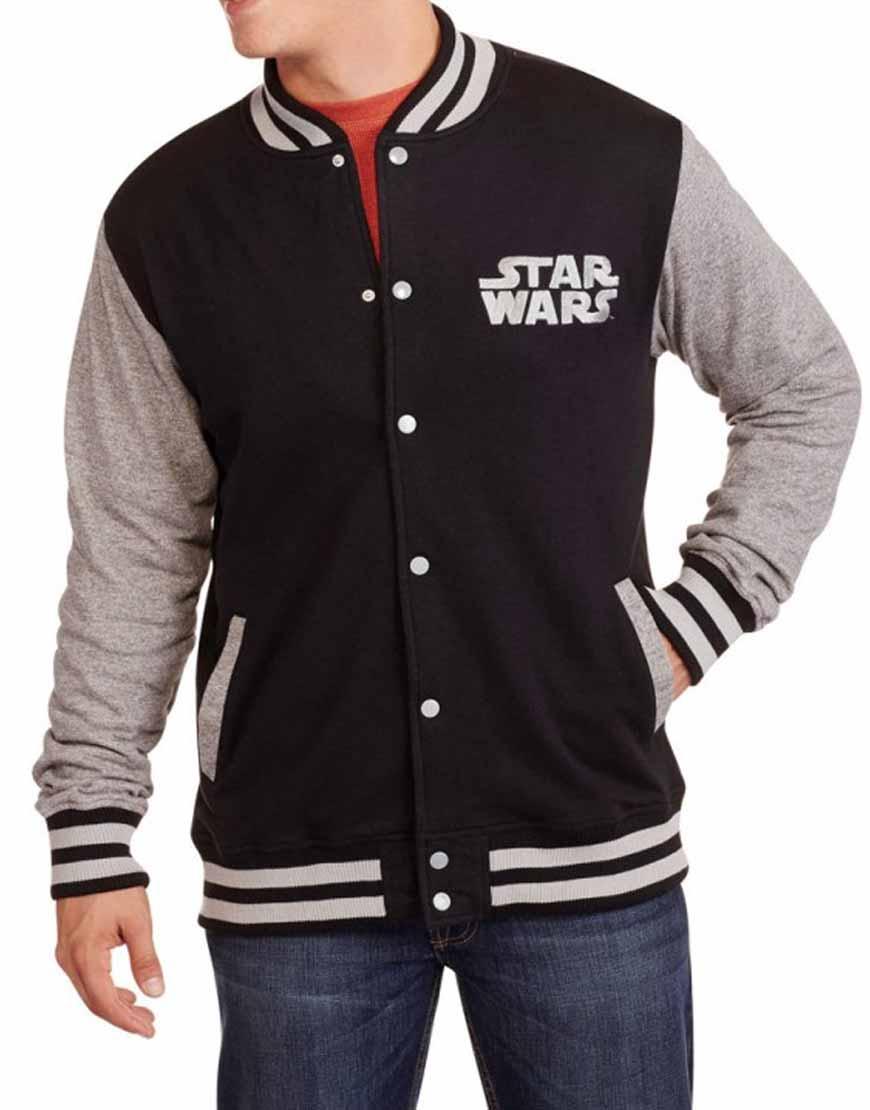 star wars letterman jacket
