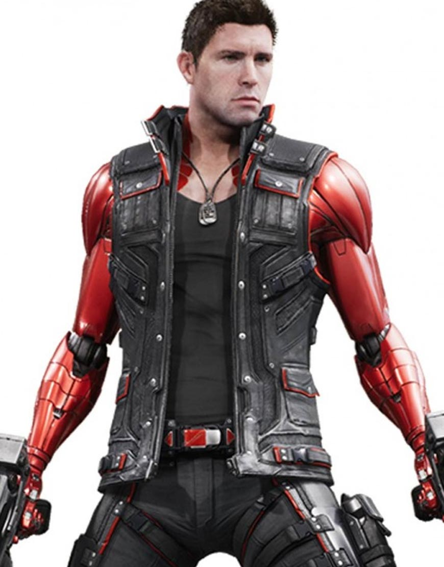 paragon shooter vest