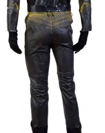 reverse flash leather pants