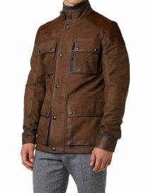 craig mcginlay leather jacket