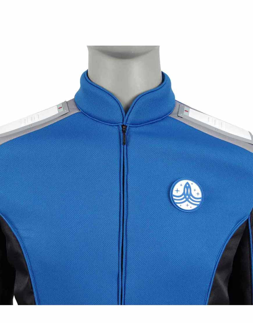 the orville blue jacket